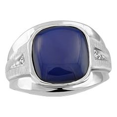 White gold ctw diamond and star sapphire ring. Star Sapphire Ring, Sapphire Jewelry, Gemstone Jewelry, Diamond Jewelry, Diamond Wedding Bands, Wedding Rings, Quality Diamonds, White Gold Diamonds, Jewelry Gifts
