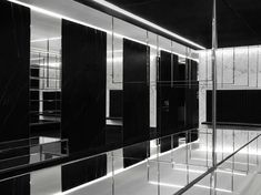 Saint Laurent by Hedi Slimane, new store architecture in Miami _