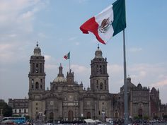 """Zocalo. Stand there, observe everything. And """"feel"""" .  Mexico City."""