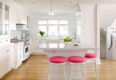 white granite for counters