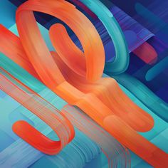 OPPO ColorOS - Official System Wallpaper on Behance