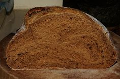 Brown Country Semi Sourdough -------)  This bread recipe is  good ~mayK