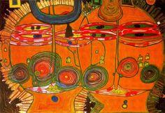 Born Friedrich Stowasser on December 15, 1928 in Vienna, Austria, Friedensreich Hundertwasser was one of the best known Austrian painters and architects of the 20th century.Hundertwasser studied briefly at the Montessori school in Vienna and in 1948 he studied 19th century watercolour landscapes at the Fine Art Academy. He was ...