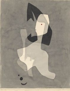 """tobiasrocks: """"Paul Klee, 1932 """""""
