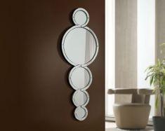 Miroirs en verre modernes: modèle MERCURY.