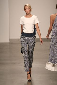 Sachin + Babi's isle-inspired Spring 2014 collection