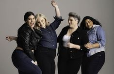 We Are All Plus-Size Denim Icons | Dia&Co