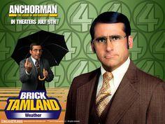 Brick Tamland - Anchorman 2