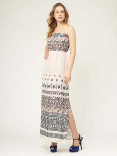 Twelfth St. By Cynthia Vincent Convertible Maxi Skirt Dress