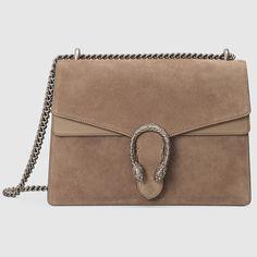 Gucci /Dionysus suede shoulder bag $2500