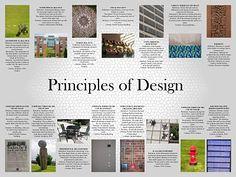Principles Of Design List : Principles of design elements