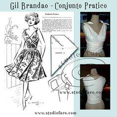 Gil Brandao Vintage Patterns