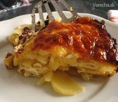 10x slovenské francúzske zemiaky Lasagna, Pie, Treats, Ethnic Recipes, Desserts, Food, Torte, Sweet Like Candy, Tailgate Desserts