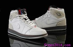 reputable site b9988 bb5bf Now Buy Discount Nike Air Jordan 1 Mens 93 White Black Shoes Save Up From  Outlet Store at Footlocker.