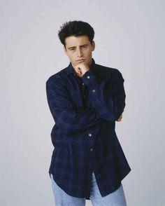 """Apuesto a que este es el tiro en la cabeza de Joey por """"Days Of Our Lives""""."""