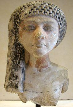 Une princesse de la famille d'Akhénaton