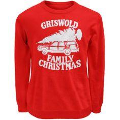 #Christmas Vacation – Griswold Family Christmas Sweatshirt « windowmountain.com