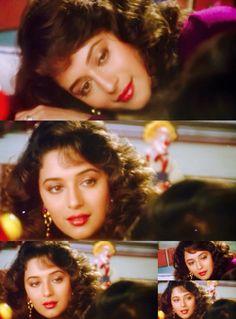 Madhuri Dixit in Hum Aapke Hain Kaun Bollywood Stars, Bollywood Fashion, Bollywood Actress, Hum Aapke Hain Koun, 2017 Pics, Karisma Kapoor, Anamika Khanna, Vintage Bollywood, Kareena Kapoor Khan