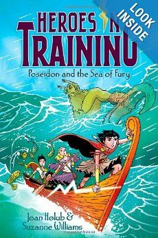 Poseidon and the Sea of Fury (Heroes in Training) Price:$5.39