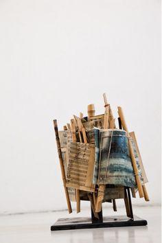 Nathalie Dumonteil, artist book