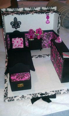 Barbie in a Box Mrs. Greene's Kindergarten Korner