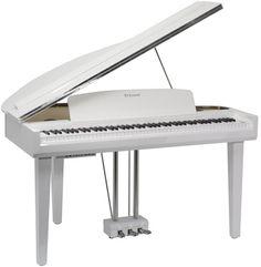 Yamaha clp 565 gpwh digital piano wei hochglanz sparpaket piano klavier fl gel - Klavier fliesen ...
