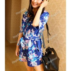 Floral Polyester Casual Jumpsuits  http://www.tinydeal.com/floral-polyester-px250pz-p-84282.html