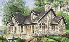 Plano de Casa W2694