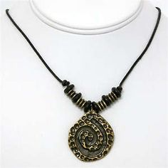 South Africa Brass Necklace