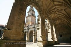 catedral de santiago claustro nuevo - Buscar con Google