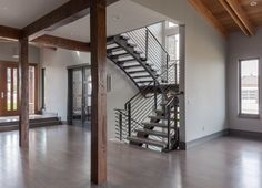 Staircase by Metal Transformations