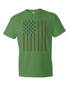 American Carabiner Flag