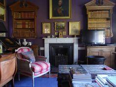 An interior by David Hicks via Pentreath & Hall