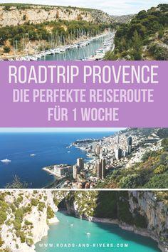 Du planst einen Roadtrip durch die Provence? Wird haben die perfekte Reiseroute für ein Rundreise durch Südfrankreich für dich. Dieser Roadtrip durch die Provence dauert 1 Woche und führt dich zu allen Highlight der Côte d'Azur. Es geht von den Küstenstädten in Südfrankreich bis zu den Bergen und Schluchten von Verdon. Provence Roadtrip | Provence Urlaub | Cote d'Azur Urlaub | Südfrankreich Urlaub | Südfrankreich Roadtrip Roadtrip Europa, Road Trip France, Reisen In Europa, French Riviera, South Of France, Best Cities, Van Life, Backpacking, City Photo
