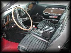 So perrtttyyy Ford Mustang, Steel, Interior, Ford Mustangs, Indoor, Interiors, Steel Grades, Iron