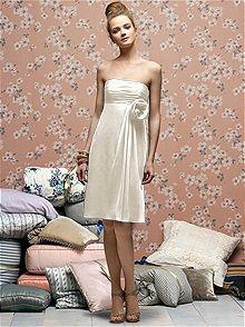 Lela Rose Bridesmaids Style LR151    #white/ivory #bridesmaid #dress
