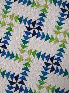 A Gaggle of Goslings Quilt Pattern - variation of flying geese Nancy Zieman, Batik Quilts, Boy Quilts, Quilting Designs, Quilting Ideas, Modern Quilting, Quilt Design, Quilting Tutorials, Quilting Projects