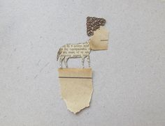 Andrea Tachezy - playing with paper :)