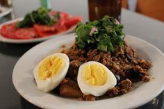 Inspiration chilienne : Empanadas paléo Empanadas, Paleo Recipes, Beef, Ethnic Recipes, Food, French, Inspiration, Slow Cooker, Kitchens