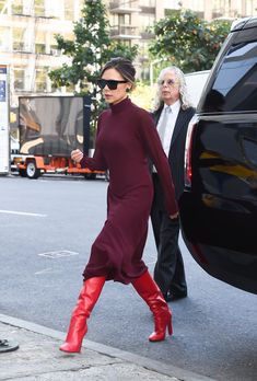 October 13, 2017 | From the street to the red carpet, see Victoria Beckham's most stylish looks ever.
