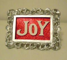 DIY Joy Frame