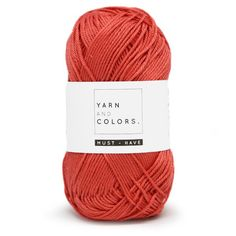 Yarn and Colors Must-have 041 Coral
