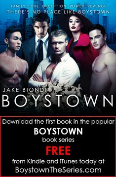 """""""And the award goes to...BOYSTOWN!""""  Check out the series that everyone is talking about. BoystownTheSeries.com  Family. Love. Deception. Power. Revenge. There's no place like BOYSTOWN!"""