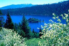 Lake Tahoe-where we eloped
