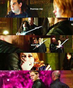 "#Shadowhunters 1x13 ""Morning Star"""