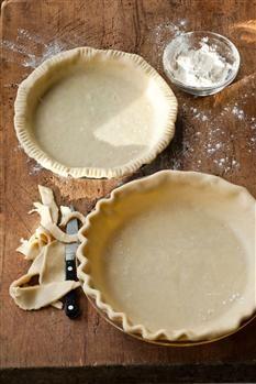 Barefoot Contessa - Recipes - Perfect Pie Crust