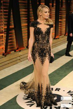 Kate Hudson in Zuhair Murad.