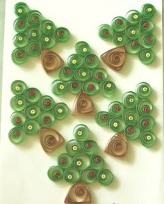 Handmade Quilling Topper - CARD CRAFT DELIGHT