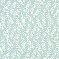 Laura Ashley - Fenton - Duck Egg - Wallpaper
