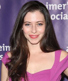 Lauren Miller Hairstyle - Formal Long Straight Hairstyle